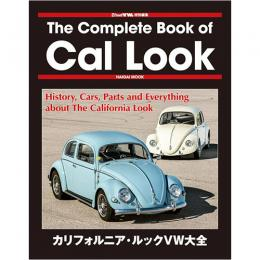 "Street VWs特別編集 ""The Complete Book of Cal Look""(2019年1月発刊)"