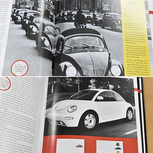 THE VOLKSWAGEN BUG BOOK(2003年11月発刊)