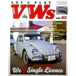 LET'S PLAY VWs Vol.40