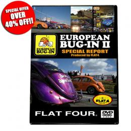 EUROPEAN BUG-IN 2 Special Report DVD (40min.)(2008年11月発売)