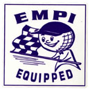 """EMPI EQUIPPED"" デカール"