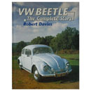 VW BEETLE THE COMPLETE STORY BOOK(1996年8月発刊)