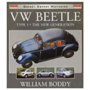 VW BEETLE T-1& THE NEW GENERATION(1999年7月発刊)
