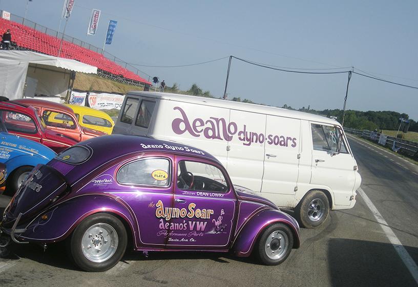 1956 Deano Dyno Soars