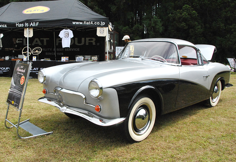 1958 ROMETSCH LAWRENCE COUPE