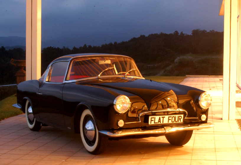 1959 ROMETSCH LAWRENCE COUPE