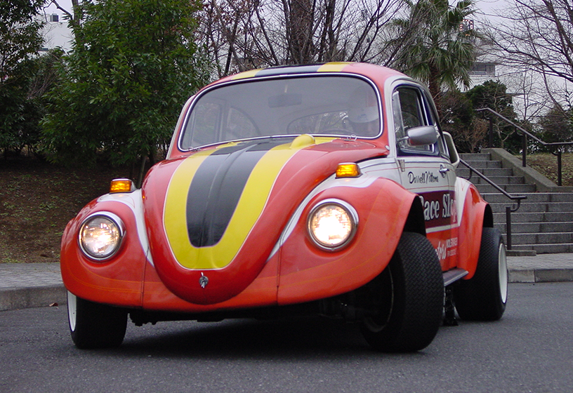 1969 RACE SHOP