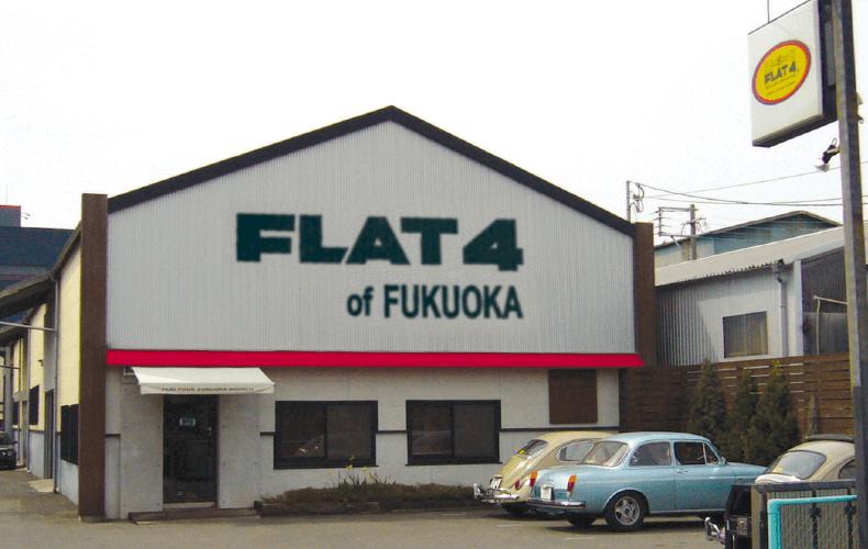 福岡店(FUKUOKA) FLAT4(フラットフォー)