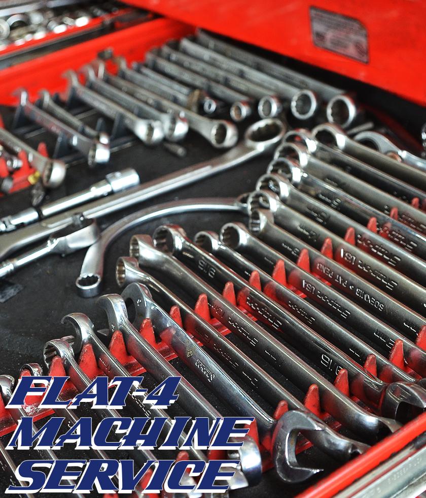 FLAT4 MACHINE SERVICE