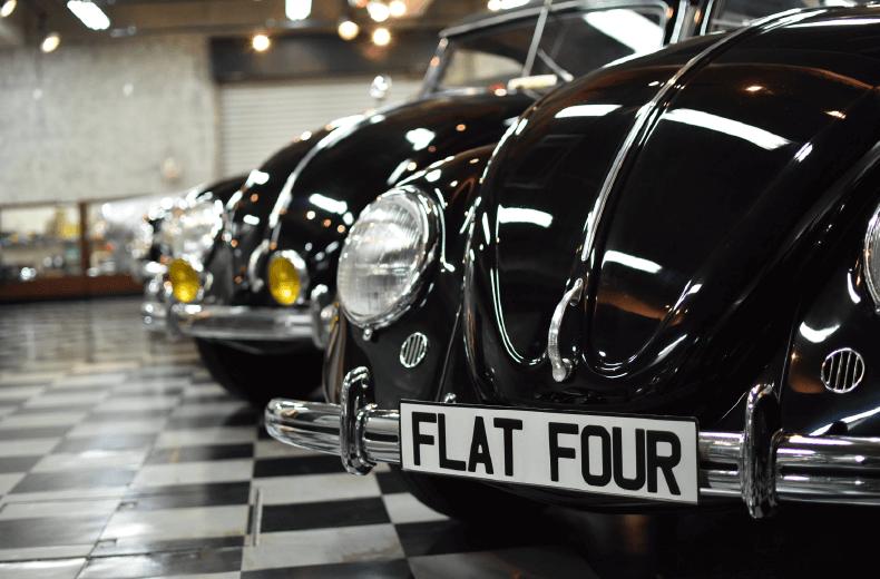 ミュージアムフロア|FLAT4(フラットフォー)