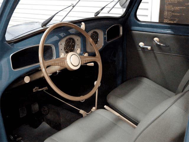 VW TYPE-1 SPLIT