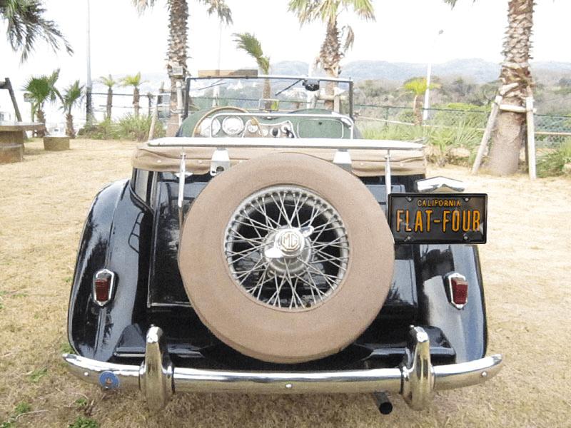 1952 MG-TD