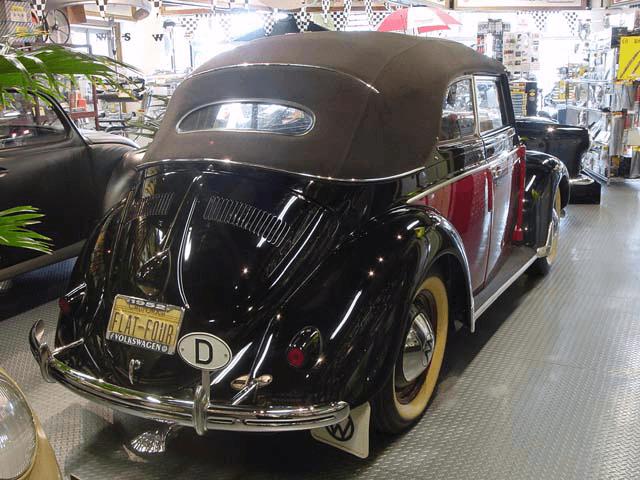 1952 TYPE-1 SPLIT