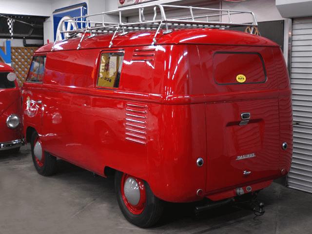 1952 TYPE-2 FIREBUS