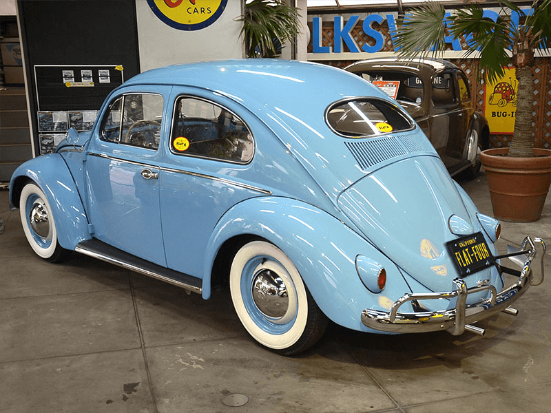 1957 TYPE-1 OVAL