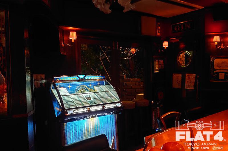 ■神奈川県湯河原町の「Bar The KING」様へジュークボックス納品page-visual ■神奈川県湯河原町の「Bar The KING」様へジュークボックス納品ビジュアル