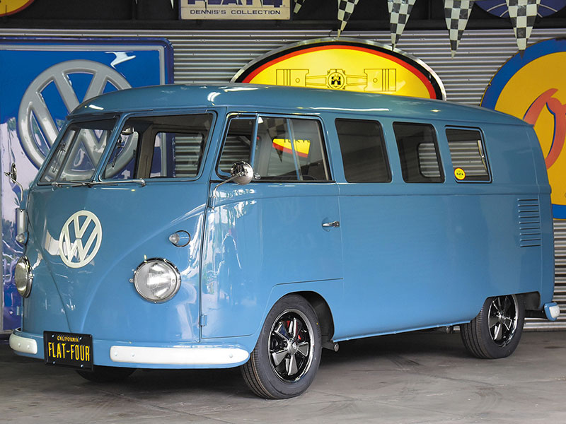 CARS FOR SALE『1957 TYPE-2 KOMBI 11WINDOW』page-visual CARS FOR SALE『1957 TYPE-2 KOMBI 11WINDOW』ビジュアル